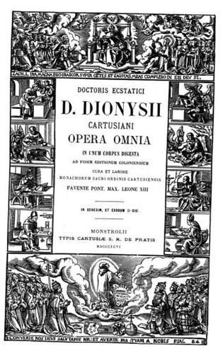 Denis the Carthusian