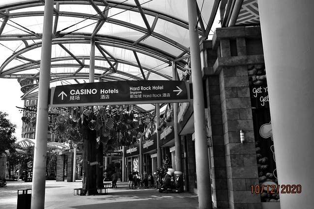 Canon G15 - Sentosa Resort Singapore