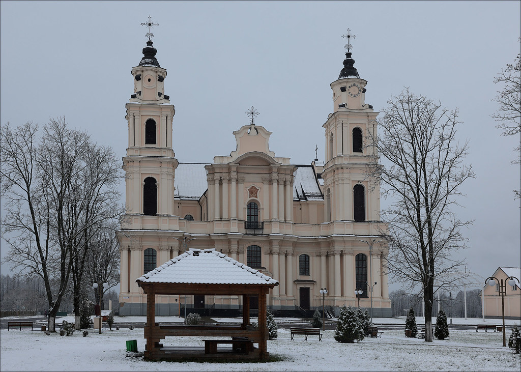 Будслав, Беларусь