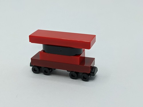 LEGO City Advent 2020 day 12 carriage