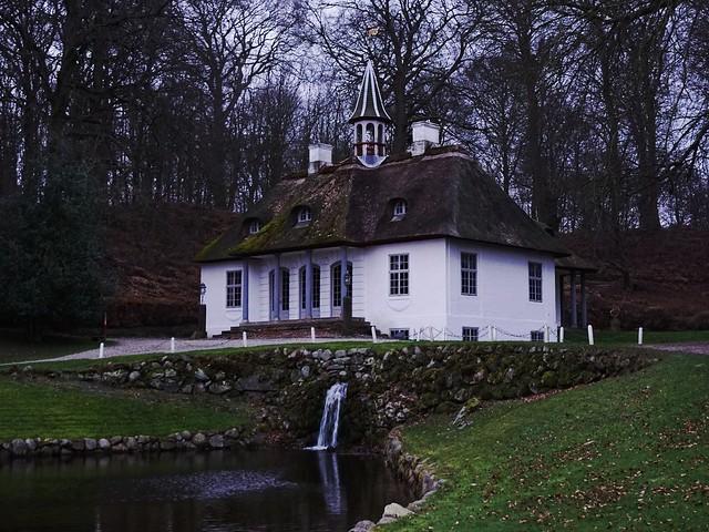 Liselund old manor house (1792-1795) - Liselund Gammel Slot - Møn - Denmark