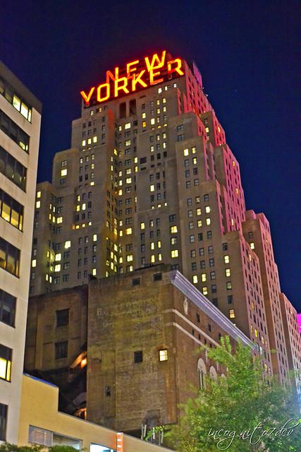 Hotel Wyndham New Yorker 34th St & 8th Ave Midtown Manhattan New York City NY P00739 DSC_9487