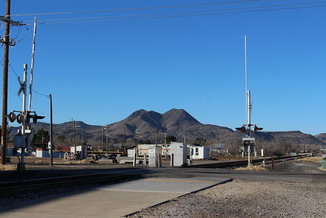 Alpine Station, Alpine, TX