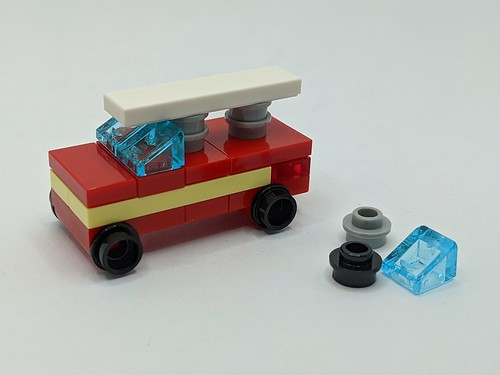 LEGO City Advent 2020 day 11