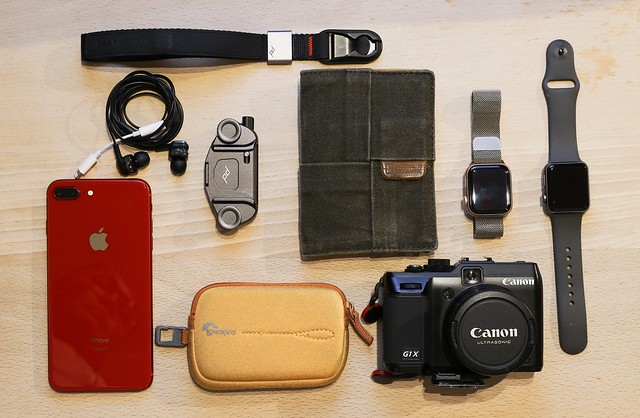 EDC for business journey. - What's in my pockets?