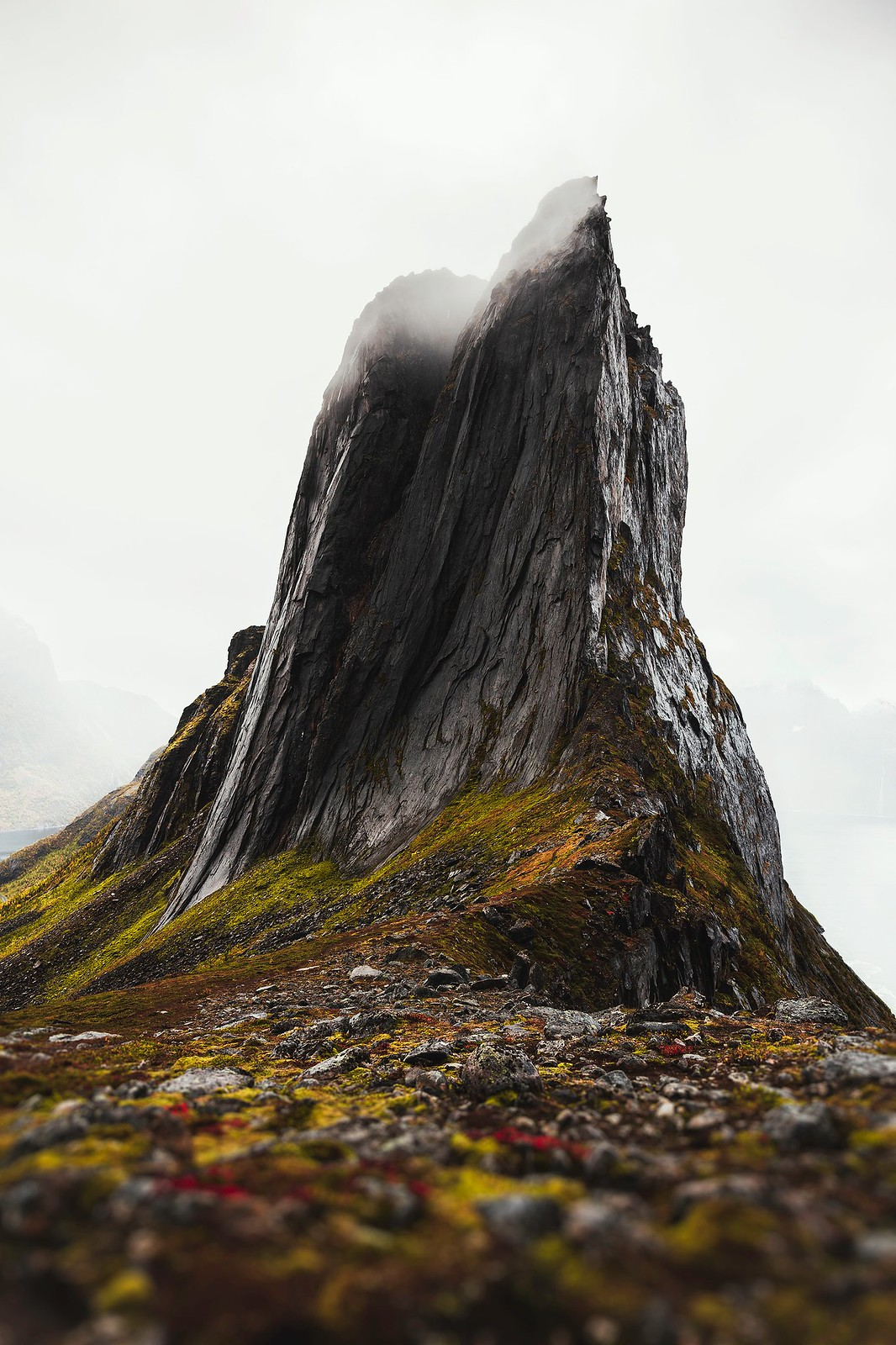 Pohjois-Norja Segla