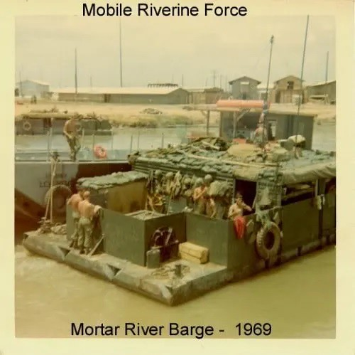 MRF-barge-M30-4d2in-mortar-1969-arm-1