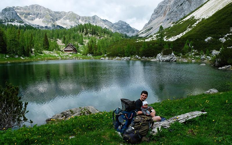 Triglav Lakes Valley, Julian Alps, Slovenia