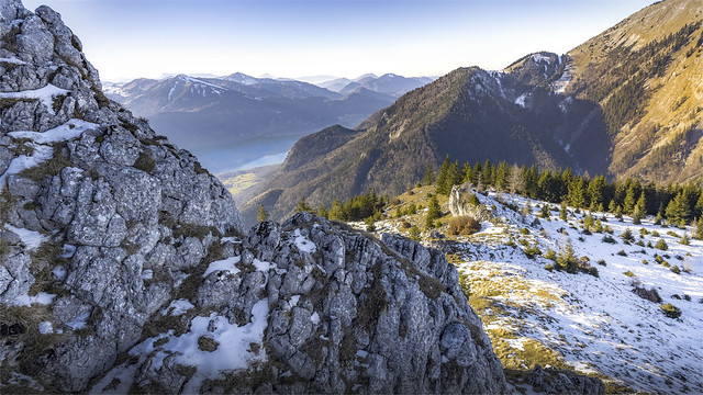 _DSC30830 Ascent to Mt. Vormauerstein / Upper-Austria