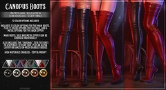 AsteroidBox. Canopus Boots - Updated