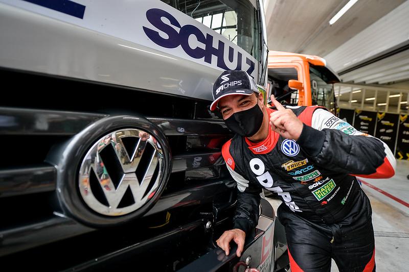 12/12/20 - Dia de definição do grid de largada da Copa Truck em Interlagos - Fotos: Duda Bairros