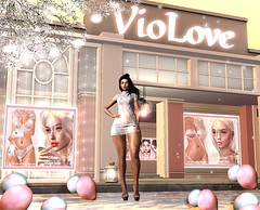 ♥ Welcome to APOLLEMIS Tattoos and VioLove INWORLD Store ♥