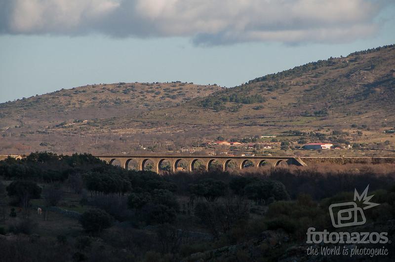 Ruta de los puente medievales del Lozoya