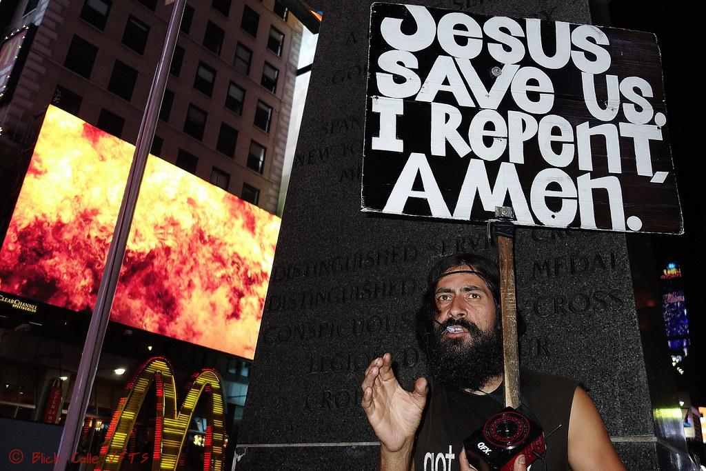 Jesus Save Us