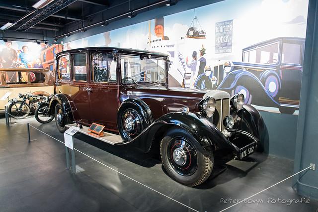 Queen Mary's Daimler - 1935