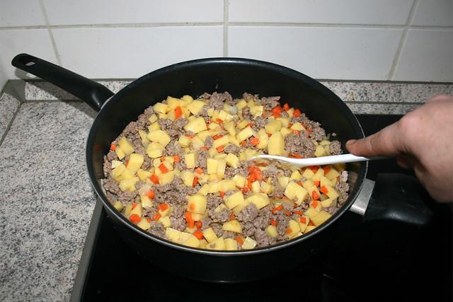 18 - Braise vegetables / Gemüse mit andünsten