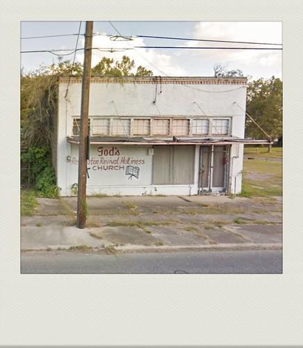 googlestreetview gsv batonrouge louisiana instalab gods restoration revival holiness church