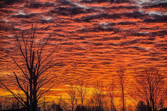 Bayfield Meadows Sunset