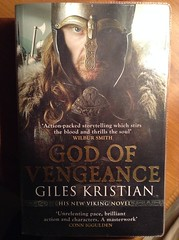 God of Vengeance - Giles Kristian