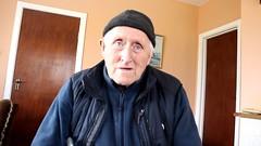 Robert George Mulligan at home in Lisnashanna, Co Cavan, Ireland, in 2016
