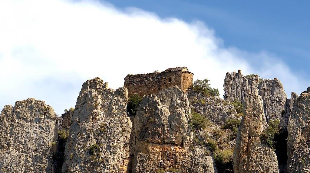 Sant Vicenç de Finestres - Finestres (Huesca)- Spain
