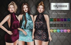 KiB Designs - Wera Minidress @Pretty Event