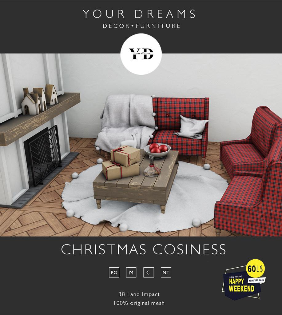 {YD}Christmas cosiness