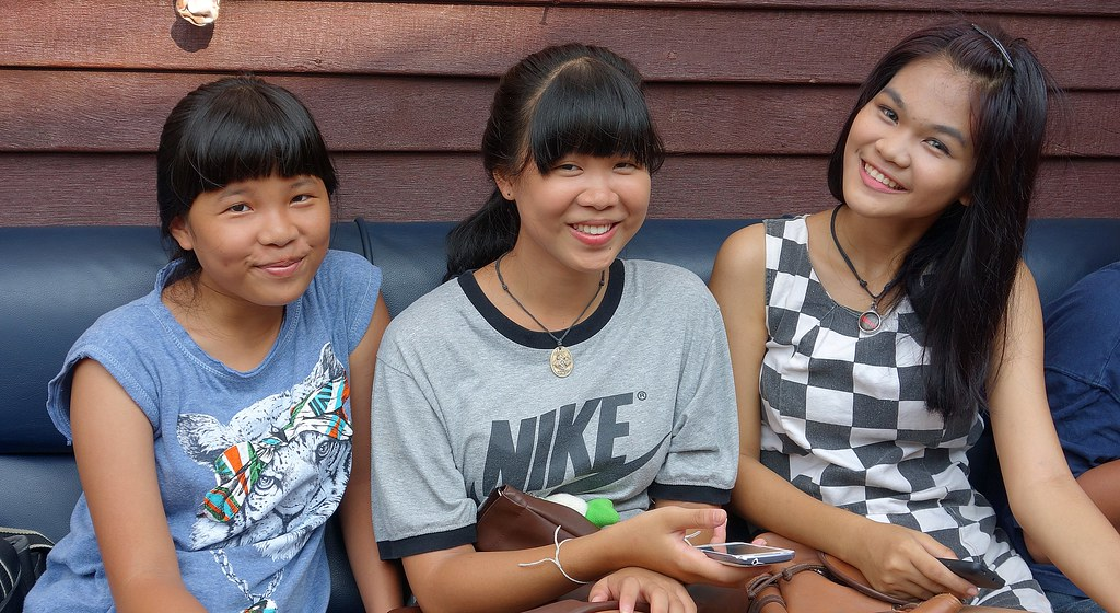 pretty teenagers