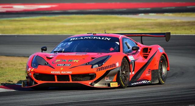 Ferrari 488 GT / Michael Broniszewski / POL / Alessandro Pier Guidi / ITA / Kessel Racing