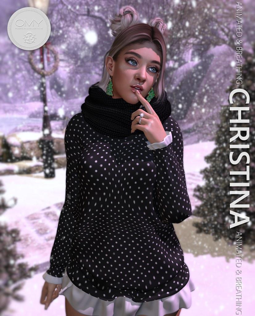 Christina @ Winter Spirit