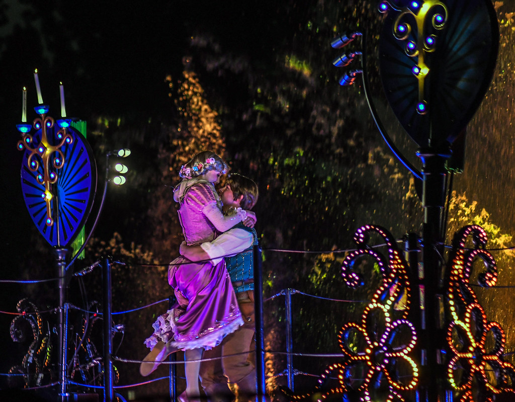 Tangled Fantasmic DL