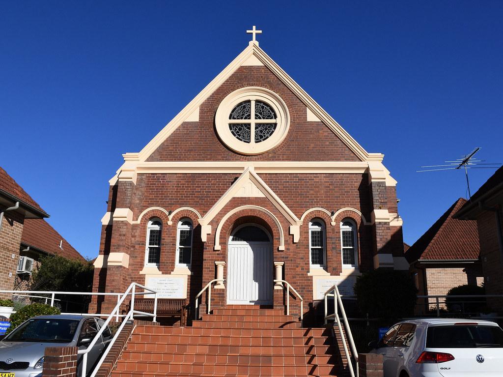 Former Catholic Church, Springwood, NSW.