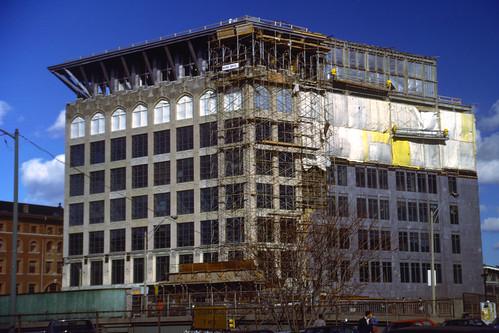 Future Tower Records in Boston