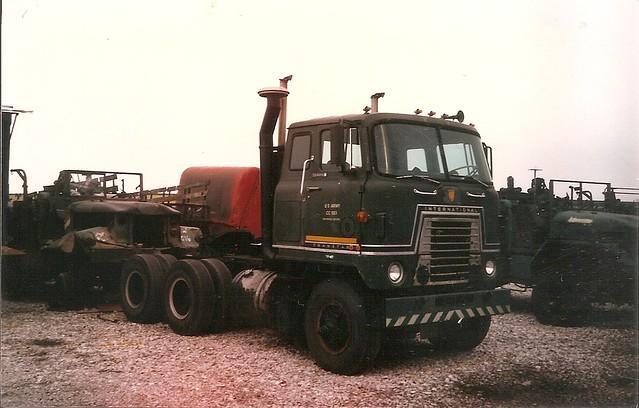 International Transtar CO-4070 truck tractor 6X4 1965-73
