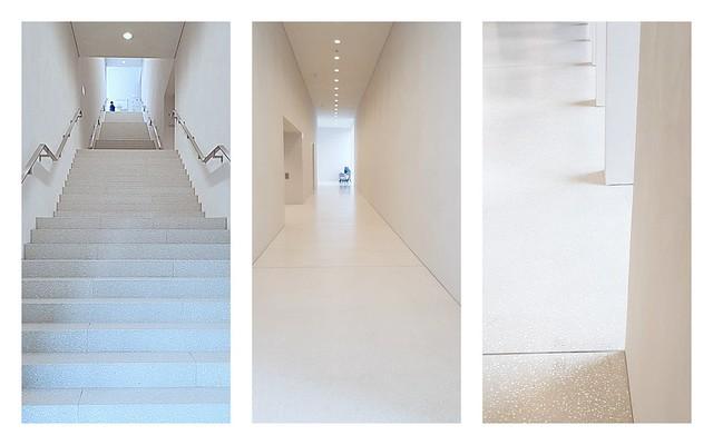 stairs and corridors