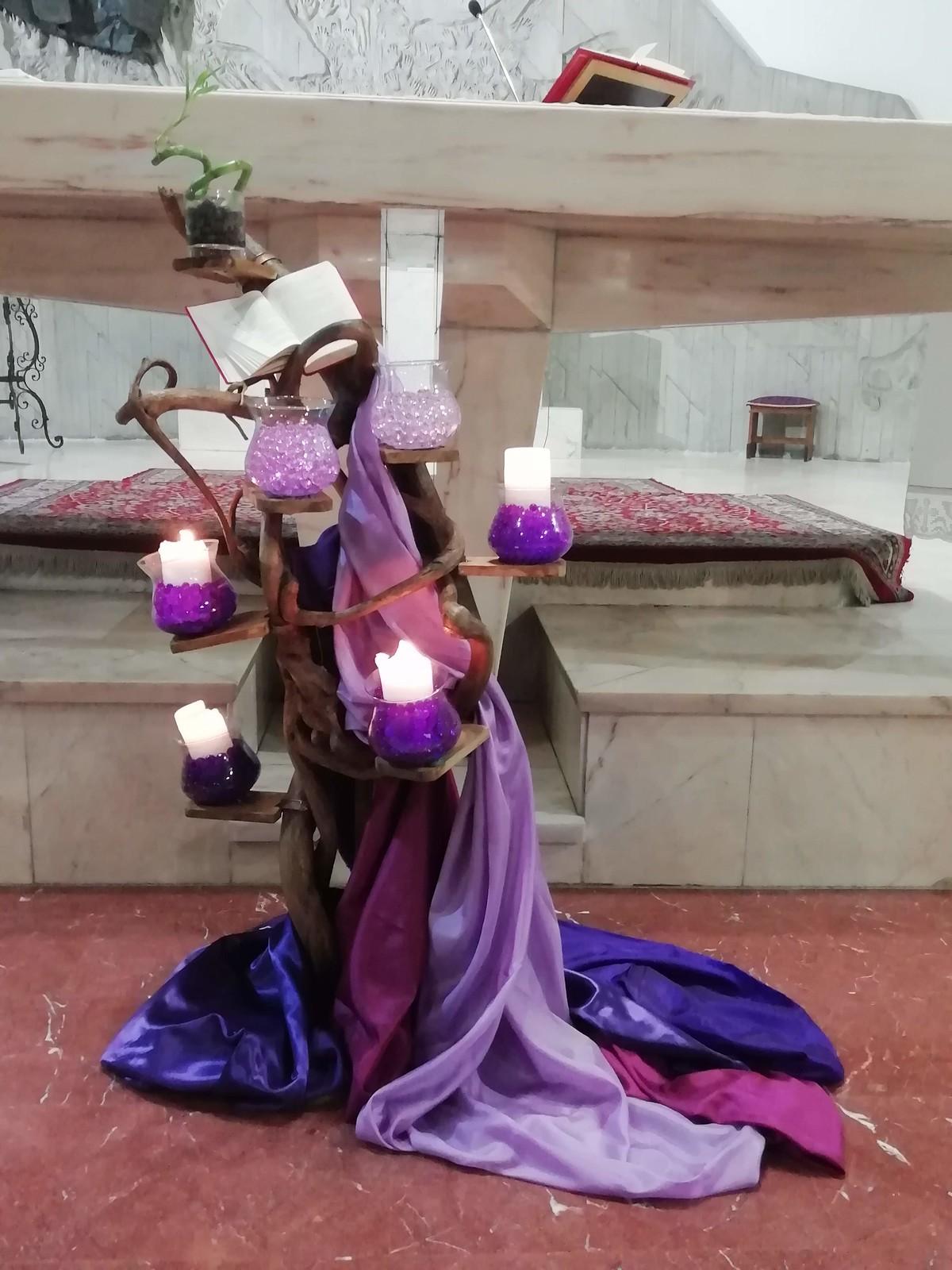 In San Giuliano Martire la Messa per la Croce Bianca 2020