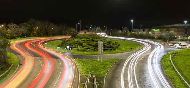 The Roundabout of Lights