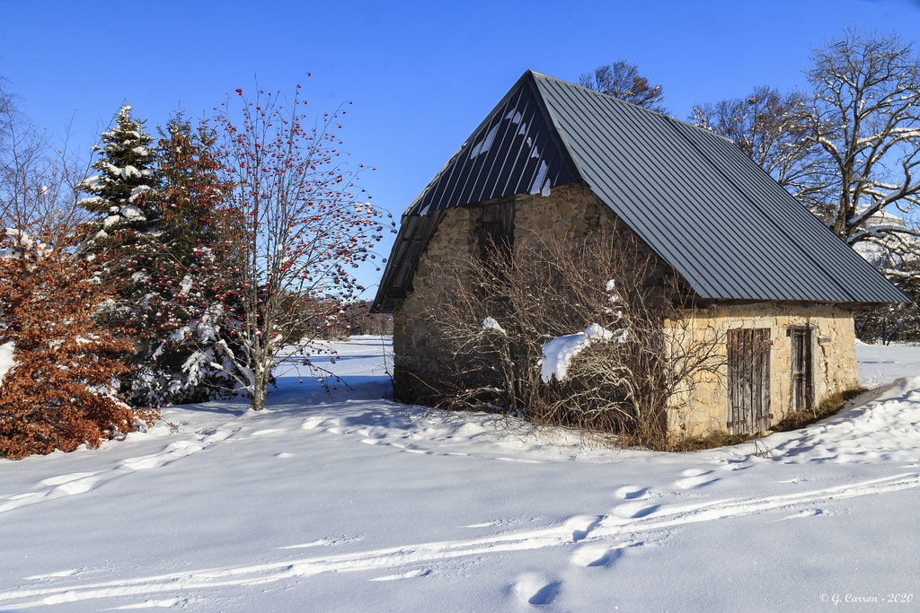La grange (Savoie 12/2020)