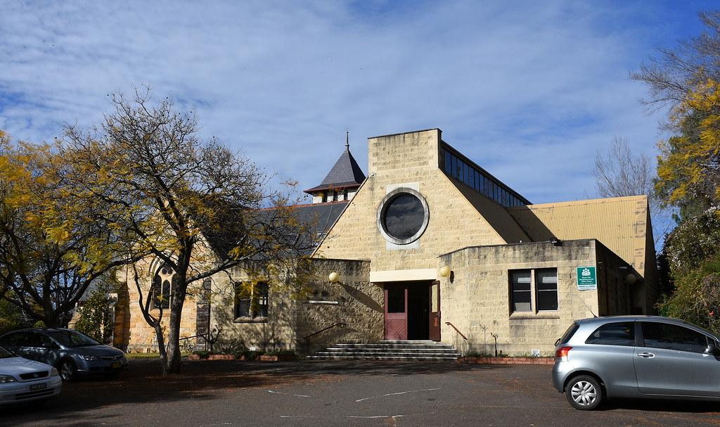 Anglican Church, Springwood, NSW.