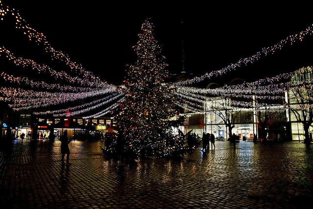 Lübeck...kein Weihnachtsmarkt