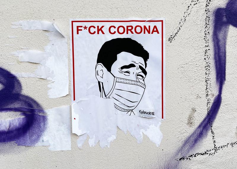 F*CK CORONA