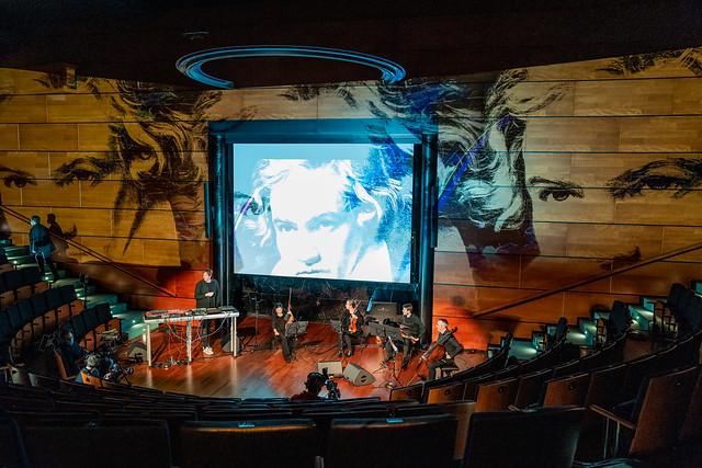 Yellow Lounge mit Seong-Jin Cho & Kian Soltani, Christian Loeffler & Beethoven Quartett Bonn