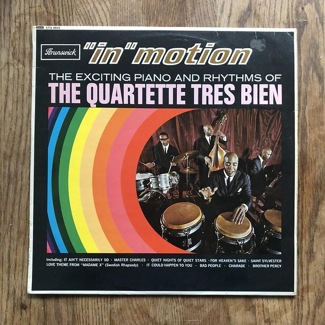 The Quartette Tres Bien