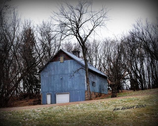 Tin Barn, central Minnesota