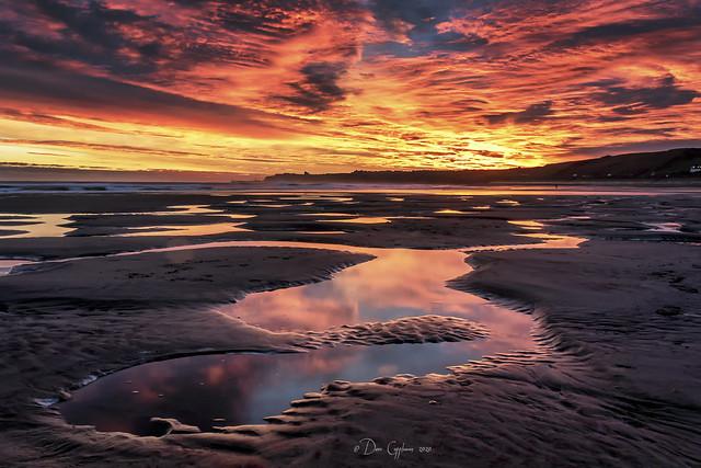 Epic Sunrise.