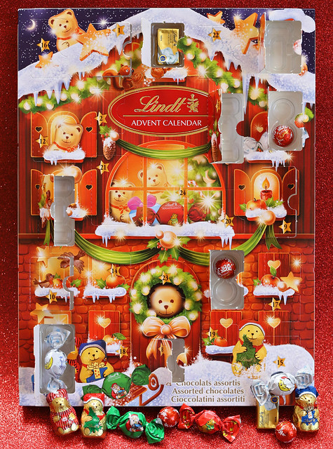 2020 Lindt Advent Calendar