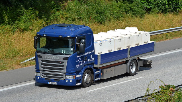D - Scania G Streamline Normal Cab - Fischerei Grube & Stoef
