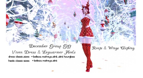 NEW Group Gift @ Roots & Wings Clothing!