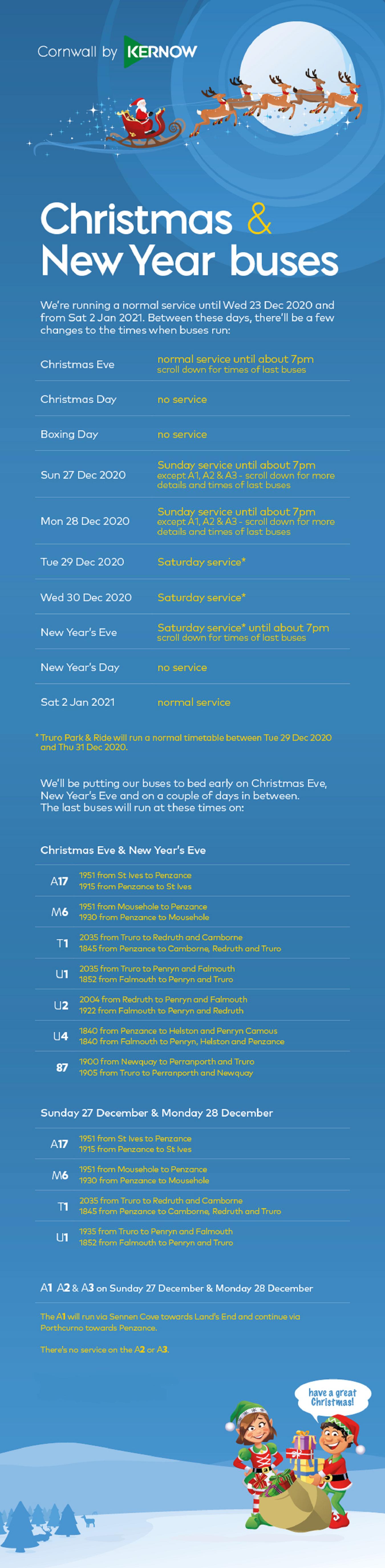 First Kernow Christmas