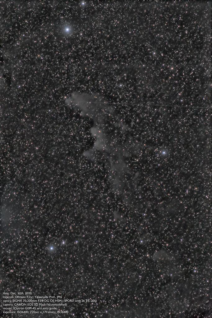 IC2118 (Witch Head Nebula)
